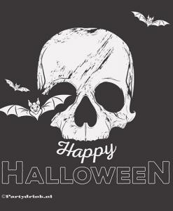 Happy Halloween Partydink
