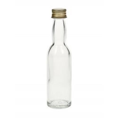 Mooi elegant proef flesje om zelf af te vullen partydrink