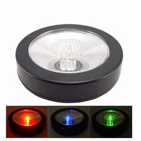 Onderzetter met LED verlichting