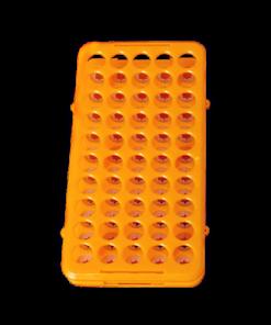 Oranje Tube Rack 50 tubes