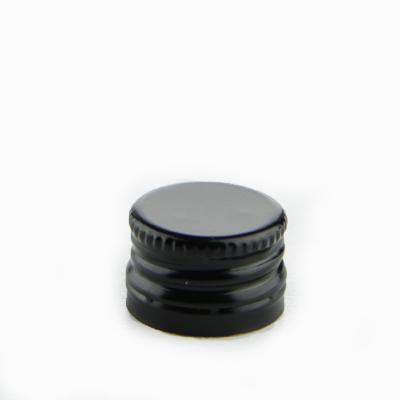 Aluminium PP 18 Garantiesluiting Zwart