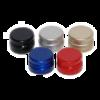 Gekleurde Schroefdop PP 18 Rood-Blauw-Zwart-Groen-Zilver-Goud