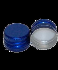 PP18-schroefdop-Blauw-Partydrink