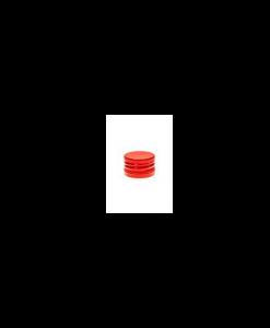 Partydrink-Schroefdop-PP28-Rood-Originaliteitsring