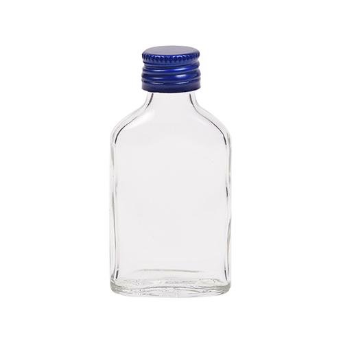 20ml miniflesje met blauwe schroefdop
