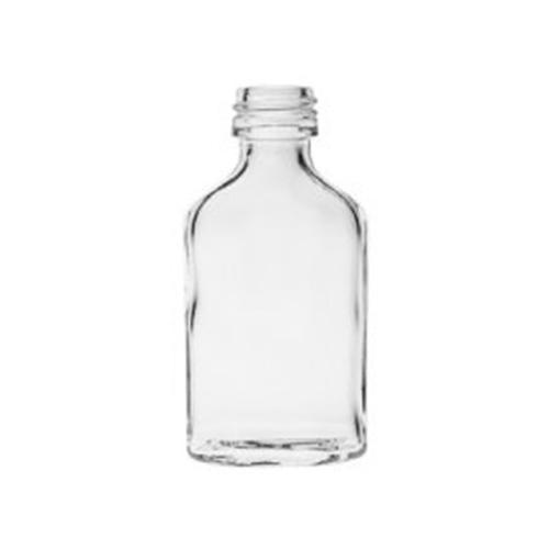 20ml flesje met Witte aluminium Schroefdop