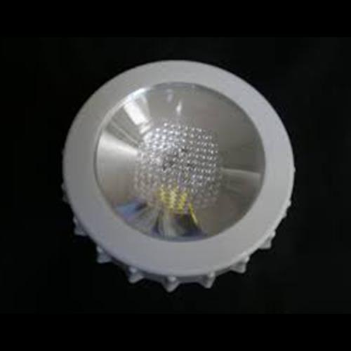 Witte Onderzetter met LED verlichting kroonkurk