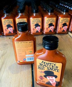 Happy Hatter Hot Sause
