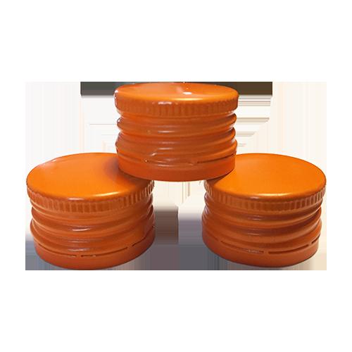 Oranje Schroefdoppen PP28