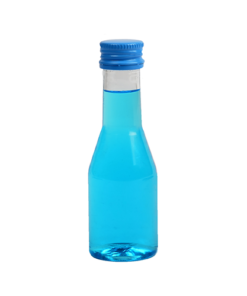 Blue Curacao Shotje Partydrink
