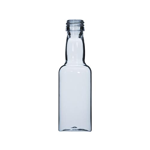 Mooi elegant proef PET flesje 50ml