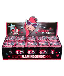 FlamingoShot 10 x 10 pack Partydrink