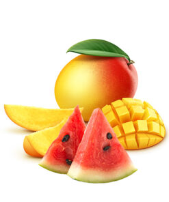 Meloen Mango Mix Partydrink